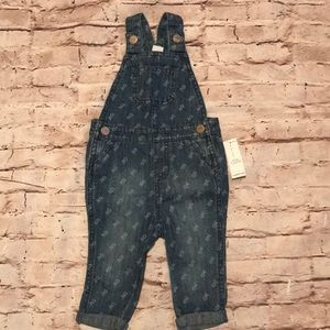 OLD NAVY OVERALLS 6-12 month